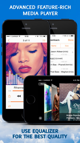 SoundTube Pro - Free Music Download Mp3 Downloader for SoundCloud®