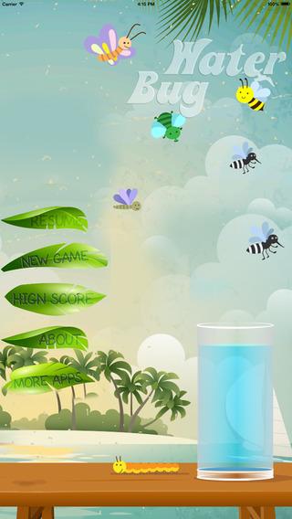 Water Bug - Annoying Glow Bugs