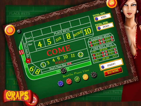best online craps casino gratis