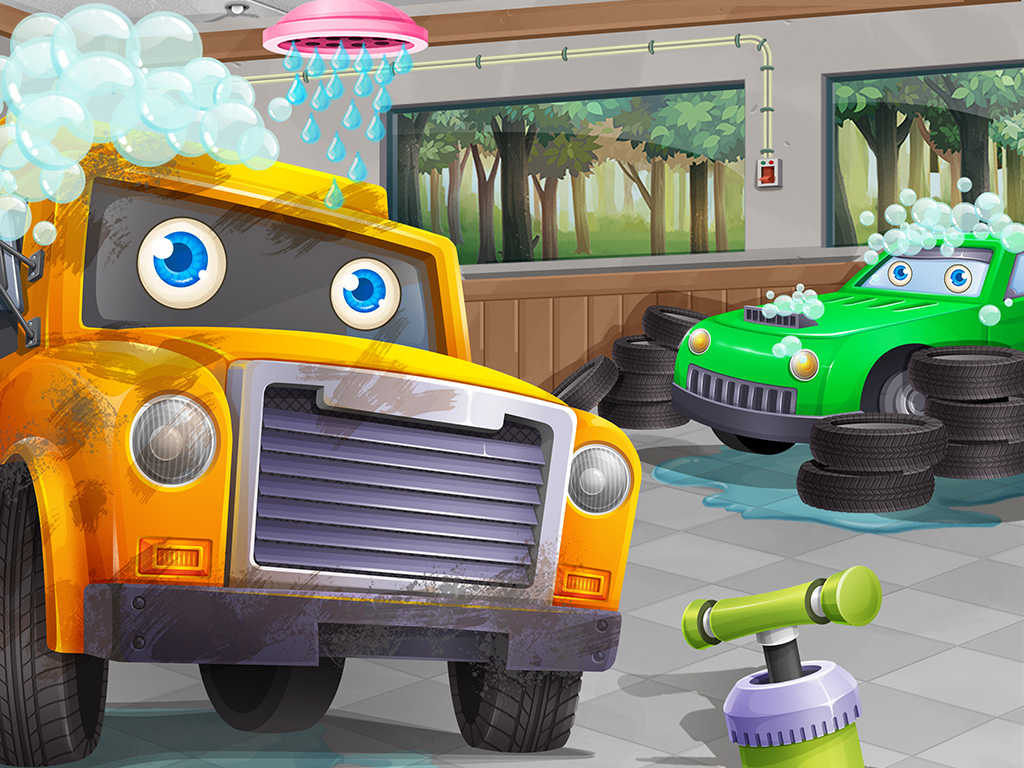 Car salon 2 review and discussion toucharcade for 30 east salon reviews