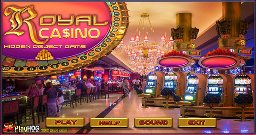 Royal Casino - Free Hidden Object Games
