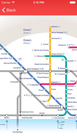 旅遊必備APP下載|Lisbon Public Transport Pro 好玩app不花錢|綠色工廠好玩App