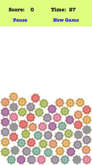 Gravity Petal Plus - Connect The Different Color Petals
