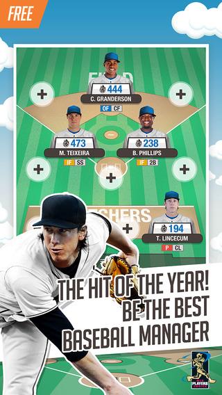 Baseball General Manager 2014 - Major League Baseball Players Association Fantasy Baseball by From t