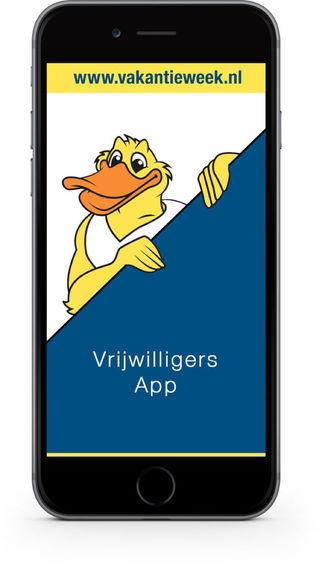 VakantieWeek Vrijwilligers App