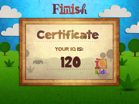 IQ Kids: Patterns Test Screenshots