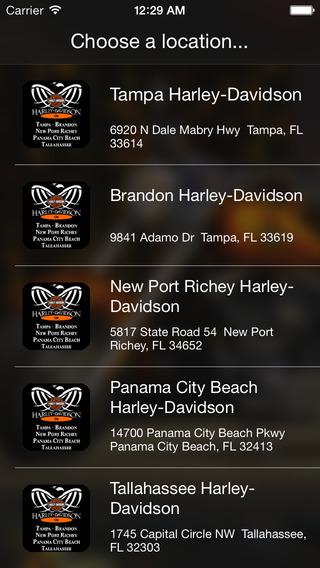 HD Florida DealerApp