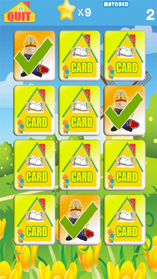 Card Game For Kids Max And Ruby Edition