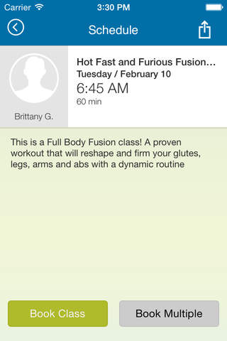 oxygen yoga and fitness South screenshot 4