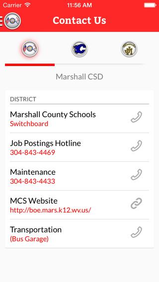 Marshall CSD