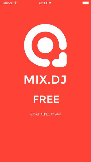 mix.dj Free