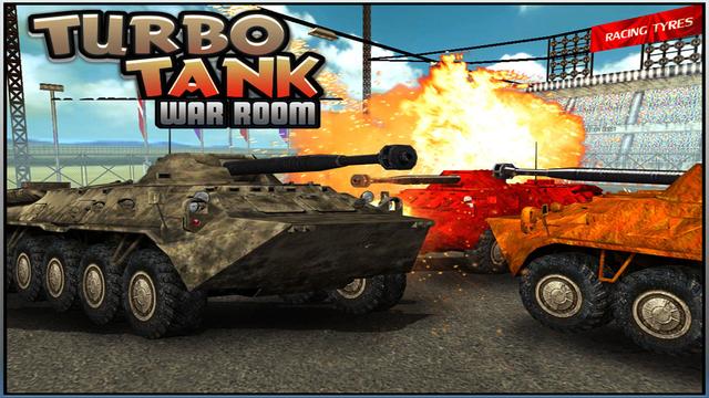 Turbo Tank War Room