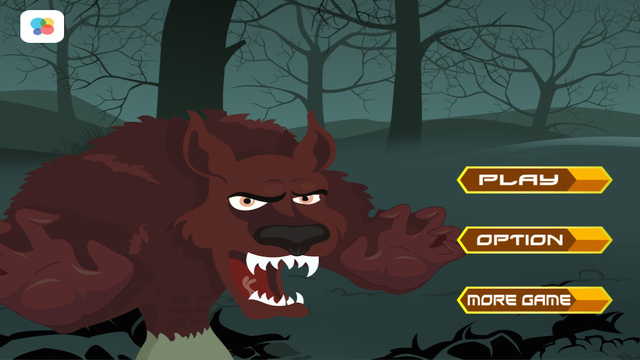 Creatures Purge: Escape the Woods from Wolf Demons- Free