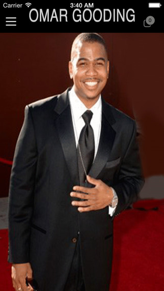 Omar Gooding The Actor