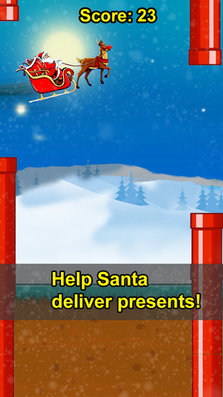 Tappy Santa Christmas