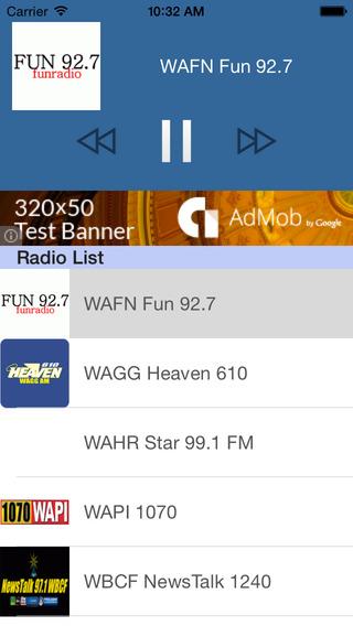 USA Radios - Listen to all American Radio on Mobile
