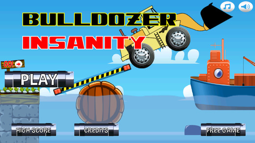 Bulldozer Insanity