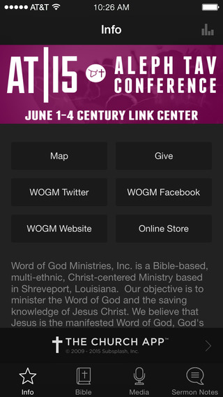 Word of God Ministries