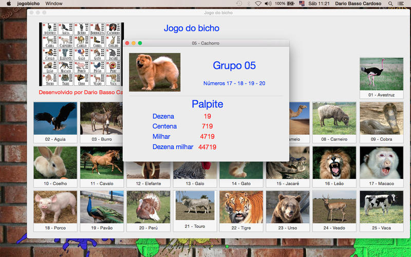 jogobicho Screenshot - 2