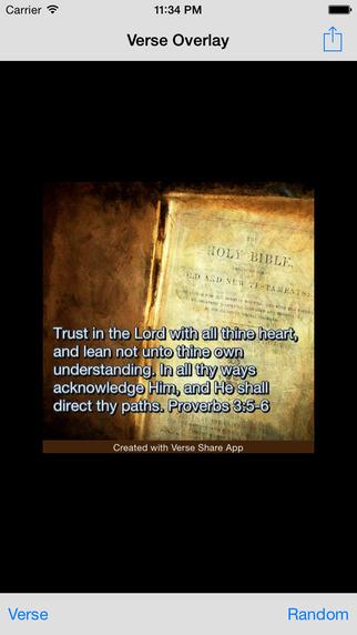 Verse Share