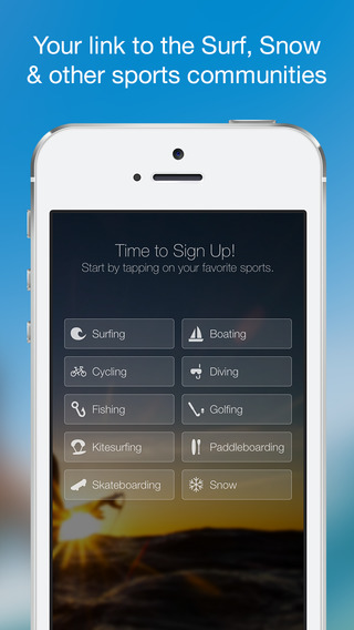 goFlow Sports - Surf Snow SUP Kitesurfing Reports Weather Forecasts