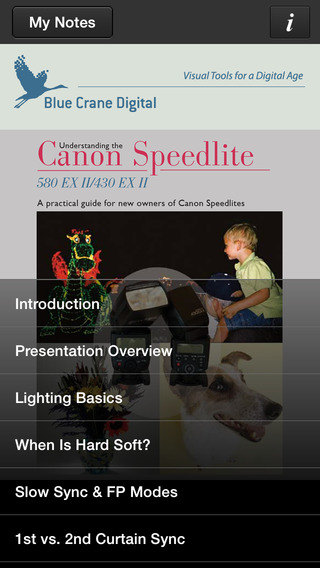 Understanding the Canon Speedlite