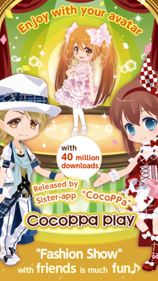 CocoPPa Play - The kawaii cute game of models clot