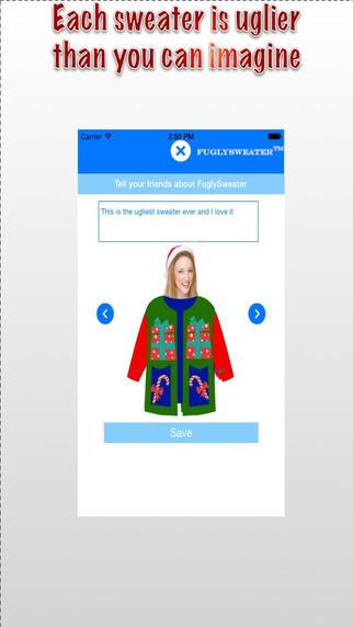 FuglySweater