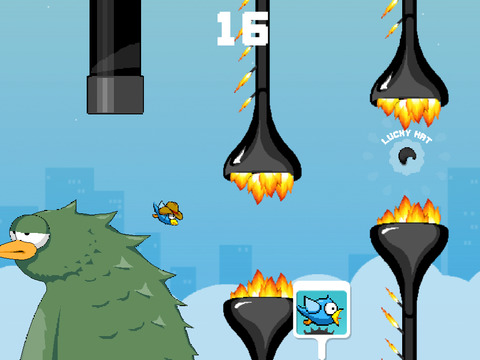 Flappy Death Run Screenshots