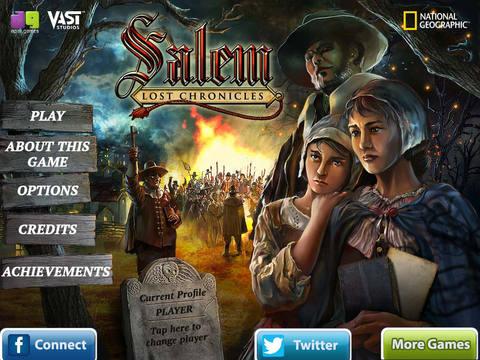 Lost Chronicles: Salem - HD