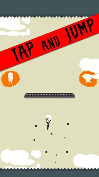 Tap And Jump: For Spiderman Version