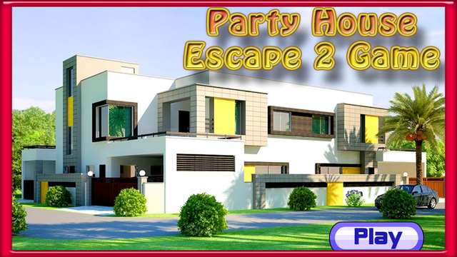 Party House Escape 2 Game