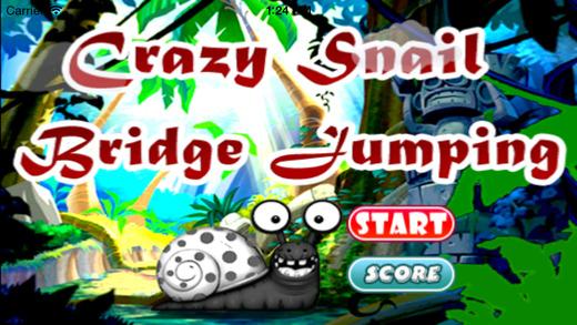 Crazy Snail Bridge Jumping Pro