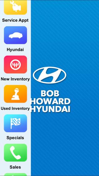 Bob Howard Hyundai Dealer App