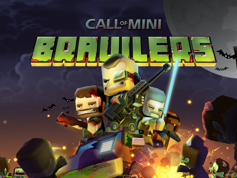 Screenshot #1 for Call of Mini™ Brawlers