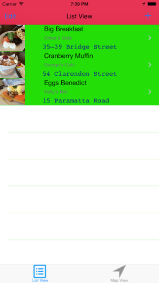 Meal Mapper - Map your favourite Meals