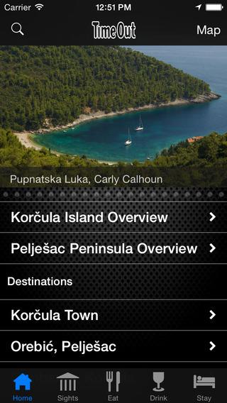 Time Out Croatia: Korcula Travel Guide