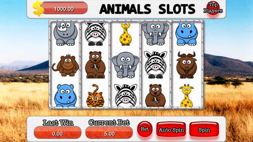 AAA Animals Slots - Free 777 Bundle - Casino