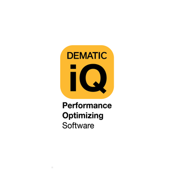 Dematic iQ MOBILE LOGO-APP點子