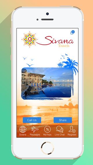 Sivana Travels