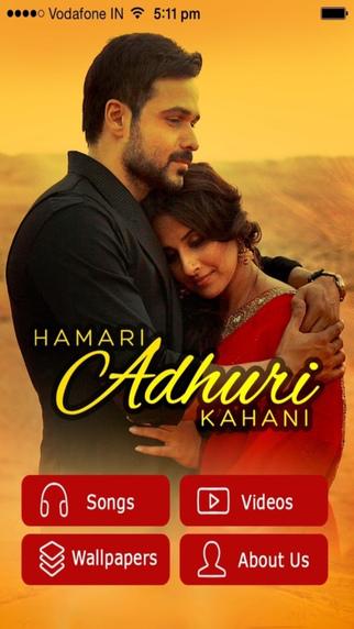 Hamari Adhuri Kahani Movie Songs