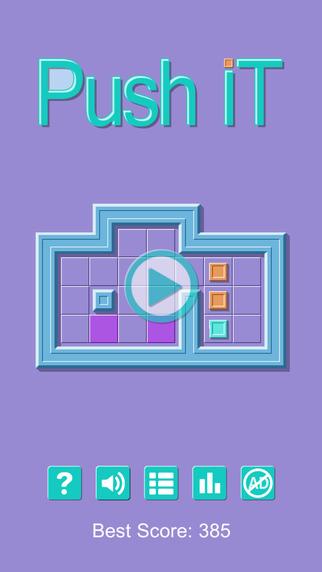Push IT - Sokoban Puzzle