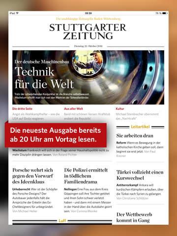 Stuttgarter Zeitung digital Plus