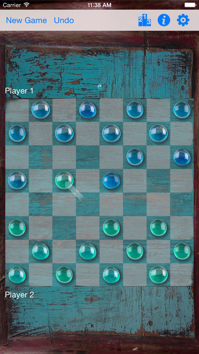 Checkers XS iPhone Screenshot 4