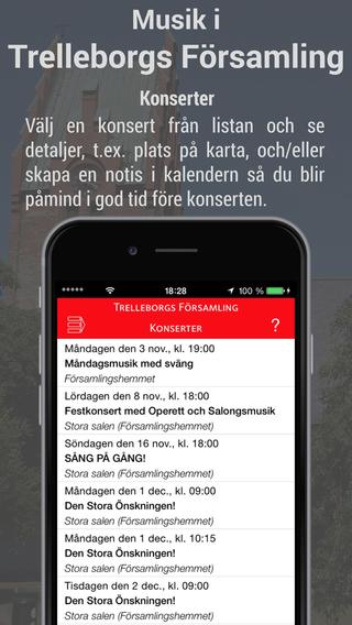 Musik i Trelleborgs Församling