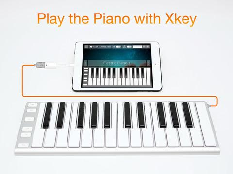 Xkey Piano