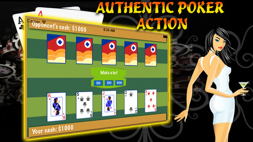 Trillion Poker - Next Generation Casino Mega Money Alpha Advent