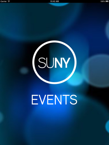 SUNY Events Pro