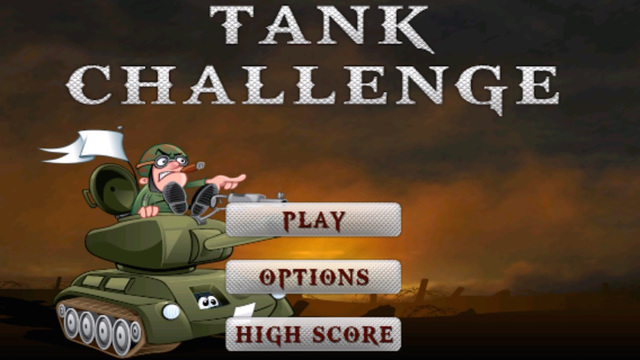 Tank Challenge - Be An Iron Soldier