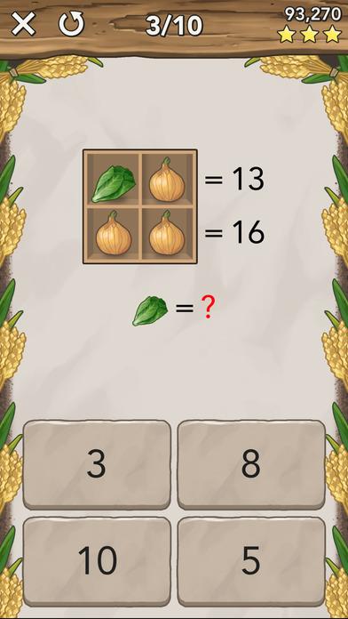 King of Math 2: Full Game. Скрин 2